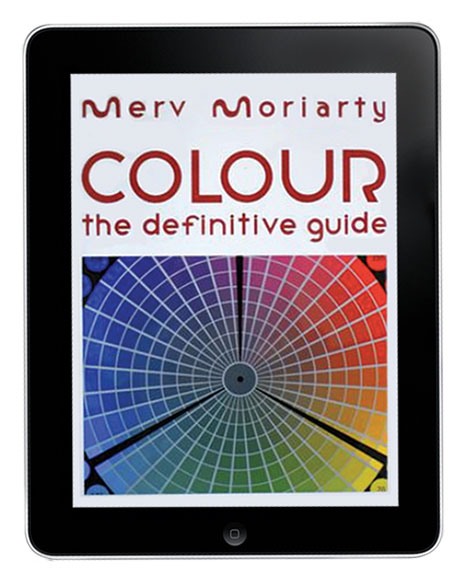 The book: COLOUR - the definitive guide